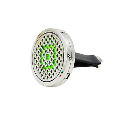 voordelige Auto-interieur accessoires-Chinees knooppatroon auto styling uitlaat parfumclips ventilatierooster etherische olie diffuser