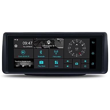 voordelige Automatisch Electronica-Oluka 7 inch 1 din android 5.0 auto gps navigator 3g (cdma2000) / navigatie voor volvo / volkswagen / toyota bluetooth ondersteuning mp4 / rmvb mp3 jpg