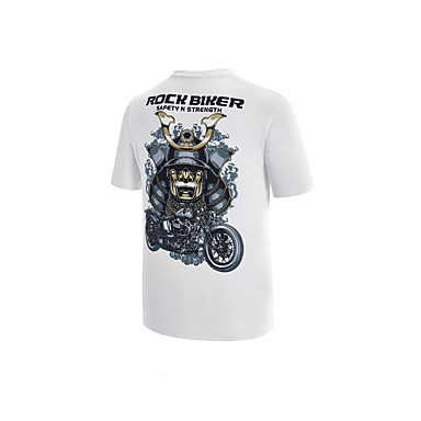 אופנוע בגדים שרוולים קצרים ל שך גברים כותנה סתיו / קיץ חם יותר / איכות מעולה