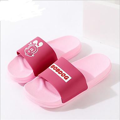2bf4b53354270 Girls' PVC(Polyvinyl chloride) Sandals Kids Comfort Red / Green / Pink  Summer
