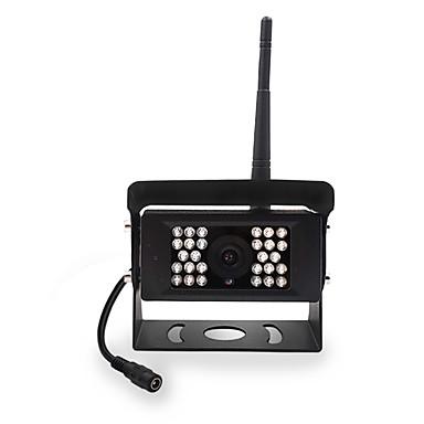 voordelige Automatisch Electronica-CMOS Bekabeld 110 Graden Achteruitrijcamera Waterbestendig / Plug & play / Ondersteuning VCD, DVD voor Automatisch / Bus / Truck