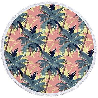 איכות מעולה מגבת חוף, פרחוני  בוטני 100% סיב מיקרו 1 pcs