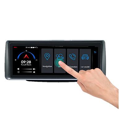 billige Bil Elektronikk-oluka 7 tommer 1 din android 5.0 bil GPS navigator 3g (cdma2000) / navigasjon for volvo / volkswagen / toyota bluetooth støtte mp4 / rmvb mp3 jpg