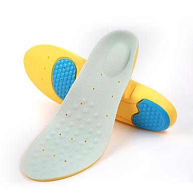 baratos Palmilhas-1 par Respirável / Esporte Palmilhas e Calcanhadeiras Gel / Náilon / Veludo Todos os Sapatos Todas as Estações Unisexo Azul / Bege
