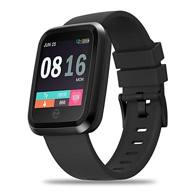 voordelige Smartwatches-zeblaze crystal 2 smartwatch 2.5d 1.3inch kleurenscherm gorilla glas ip67 waterdicht hartslagmeter mode slim horloge