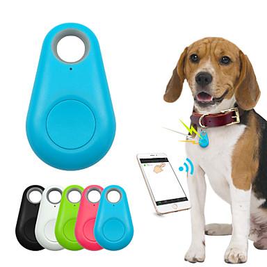 52779a900 Kids Cat Pets GPS Collar / GPS tracker Wallet Key Finder Mini GPS Bluetooth  Smart Solid Colored Plastic Green Blue Pink