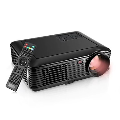 1e1f447a84e25a cheap Projectors-LITBest SV-226H LCD Home Theater Projector 3000 lm 1080P  Support /