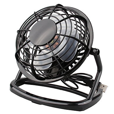 billige Hot Weather Alert!-LITBest Vifte Y66 ABS Svart