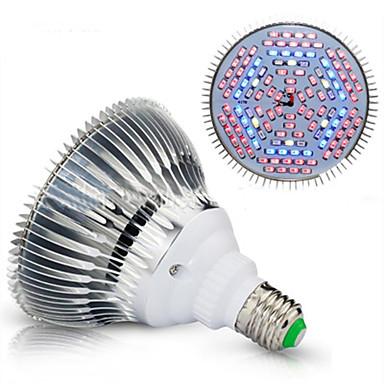 billige Elpærer-1set 80 W Voksende lyspære 300 lm E26 / E27 120 LED perler SMD 5730 Fullt Spektrum 85-265 V