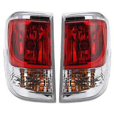 araç arka sol / sağ kuyruk lambası fren lambası mazda up bt-50 ute 2011-2014 için kablolama ile - sağ
