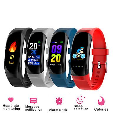 M2 умный браслет Bluetooth цветной экран умный браслет монитор сердечного ритма спорт фитнес-трекер смарт-браслет