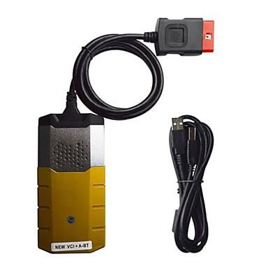 ieftine OBD-ds150e diagnosticare automobil obd scanner de diagnosticare cu 8 cabluri auto 16 pini