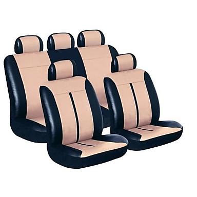 voordelige Auto-interieur accessoires-Auto-stoelhoezen Stoel hoezen polykarbonaatti / Ander leertype Standaard Voor Universeel Alle jaren Vijf stoelen