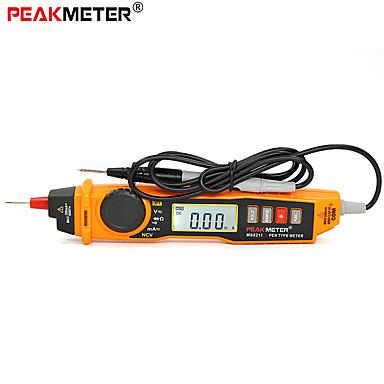 voordelige Test-, meet- & inspectieapparatuur-piekmeter pen multimeter hoge precisie multimeter diode aan / uit zoemer met zaklamp ms8211