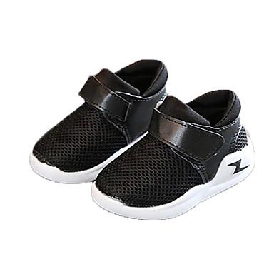 povoljno Cipele za djevojčice-Dječaci / Djevojčice Mrežica Sneakers Mala djeca (4-7s) / Velika djeca (7 godina +) Udobne cipele Crn / Obala / Crvena Jesen