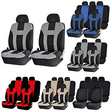 voordelige Auto-interieur accessoires-9 stks universele klassieke autostoel cover auto mode stijl stoelhoes