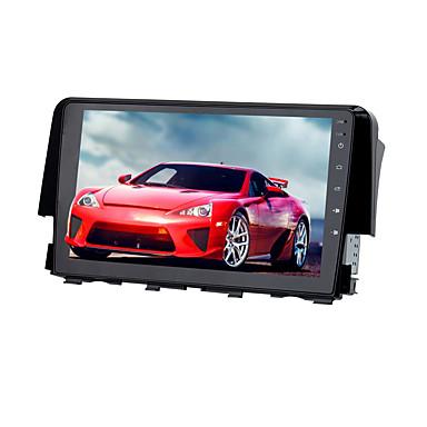 voordelige Automatisch Electronica-10.2inch 4GB 32GB 1 DIN Android 8.0 Car GPS Navigator Auto DVD speler voor Honda Civic 2016