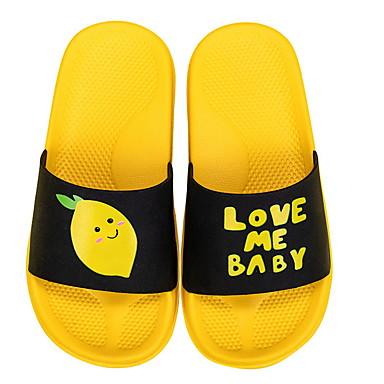 baratos Sapatos de Criança-Para Meninos EVA Chinelos e flip-flops Little Kids (4-7 anos) Conforto Verde / Amarelo / Vermelho Verão