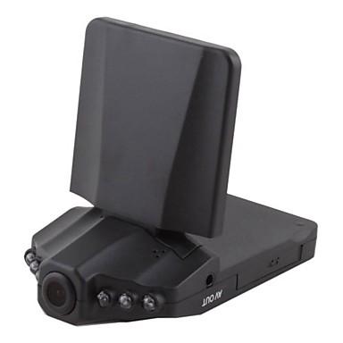 abordables DVR de Voiture-Onedayshop Sainspeed F198 voiture dash DVR avec microphone de vision nocturne intégré en 2.5 lft écran lcd rotatif et pliable