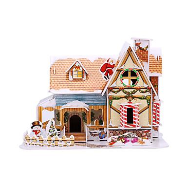 voordelige 3D-puzzels-3D-puzzels Kerstmis 3D Cartoon 1 pcs Kinderen Tiener Allemaal Speeltjes Geschenk