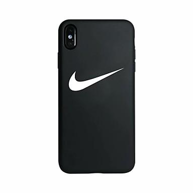 hesapli iPhone Kılıfları-Pouzdro Uyumluluk Apple iPhone XS / iPhone XR / iPhone XS Max Karanlıkta Parlayan / Temalı Arka Kapak Kelime / Cümle Yumuşak Silika Jel