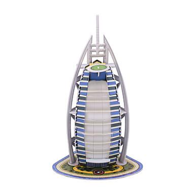 voordelige 3D-puzzels-3D-puzzels Landschap Eiffeltoren Piramide 3D Cartoon 1 pcs Kinderen Allemaal Speeltjes Geschenk