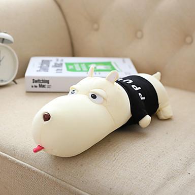 voordelige Auto-interieur accessoires-hot stijl smalle honden cartoon bamboe hond auto meubels pakket pakket mond auto decoratie kussen speelgoed voor kinderen