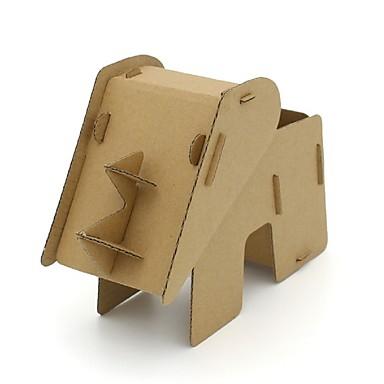 Yapboz Boğa Saat kulesi Hayvanlar Yeni Dizayn El-yapımı Hepsi Oyuncaklar Hediye