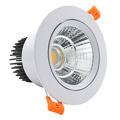 billige Innendørs LED-lys-1pc 5 W 400 lm 1 LED perler Nedfellt Innfelt lampe Led-Nedlys Varm hvit Kjølig hvit Naturlig hvit 220-240 V 110-120 V Kommersiell Hjem / kontor Stue / spisestue