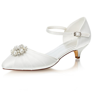New Womens Bowknot Mid Kitten Heels Party Shoes Slingbacks Open Toe Sandals Size