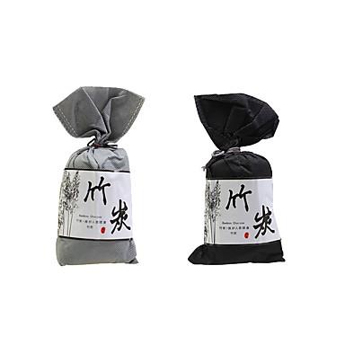 voordelige Auto-interieur accessoires-5 stks bamboe zak doek zak luchtverfrisser voor auto huis geur absorber decoratie