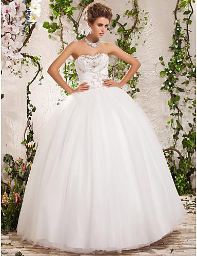 billige Høst 2014-ILJANA - kjole til Bryllupskjole i tulle