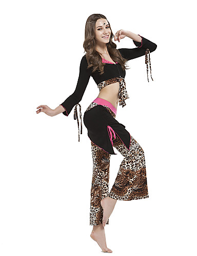 algodão de cristal roupa dança do ventre para senhoras