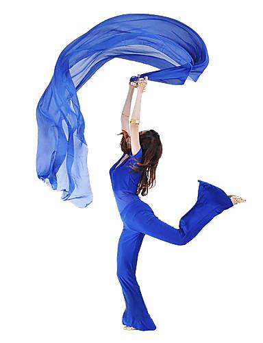 abordables Déstockage Mariages & Soirées-Accessoires de Danse Accessoires de Scène Femme Utilisation Mousseline de soie / Danse du ventre