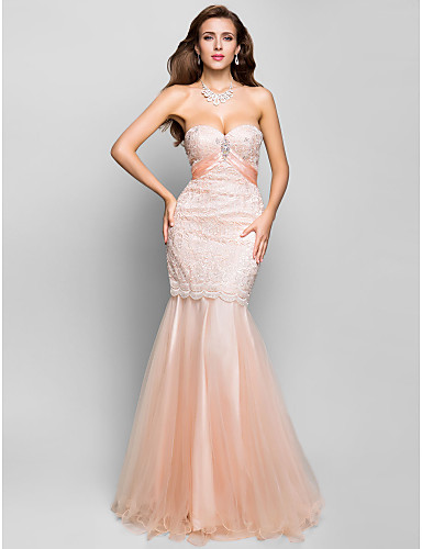 45fc76e35 البوق / حورية البحر الحبيب الطابق طول فستان السهرة الرباط 633333 ...