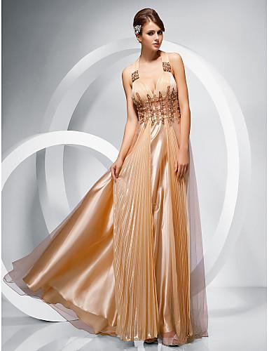 PAX - kjole til kveld i Chiffon og tulle