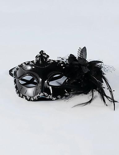 Seide Masken mit 1 Hochzeit / Besondere Anlässe Kopfschmuck