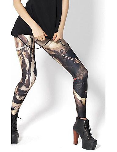 koko moda montate slab print floral lung pants_p-061