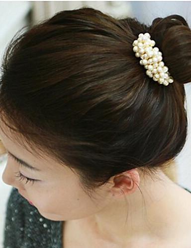 Women's Acrylic Hair Tie,Vintage Cute Party Work Casual All Seasons