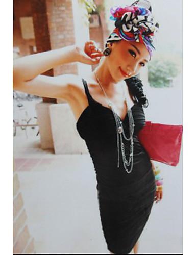 Damen Schick & Modern Kleid - Moderner Stil, Solide