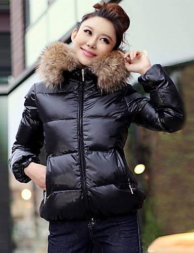 baibian kadın moda rahat sıcak pamuk ceket