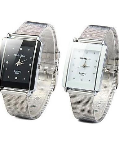 luxury brand full steel watch fashion crystal bracelet quartz watch women dress watches relogio feminino reloj mujer Cool Watches Unique Watches
