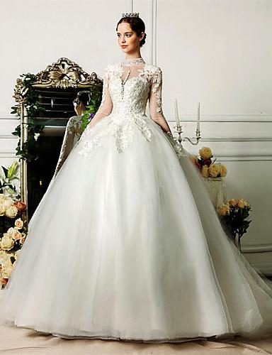 Haljina od haljina s velikom haljinom u vrećici s tuljanim čipkom