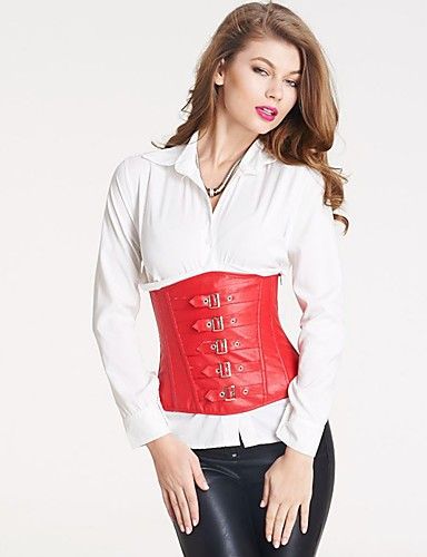 719f1917901 Women s Zipper Plus Size Underbust Corset-Solid 4989595 2019 –  23.24