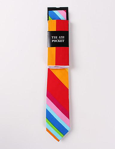 Cooperativa Per Uomo Con Stampe, Casual Cravatta #04967023 In Vendita