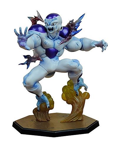 voordelige Cosplay & Kostuums-Dragon Ball no.6 Flisa philip combat vorm anime action figures model speelgoed