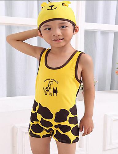 ילד בגדי ים פוליאסטר, שרוולי הקיץ