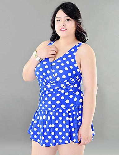 Mulheres Tomara-que-caia Maiô Roupa de Banho Floral Preto Arco-íris Azul Azul Claro Azul Real