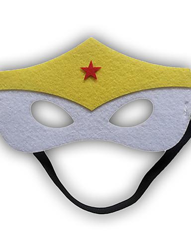 Piger / Drenge Maske Alle årstider-Polyester-Grå