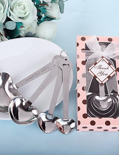 Casamento / Aniversário / Festa de Noivado Aço Inoxidável Ferramentas de Cozinha / Banho e Sabão / Para uso de Escritório Tema Praia /